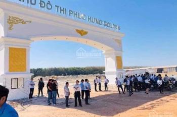 Lô đất khu đô thị Phúc Hưng Golden chỉ hơn 500 triệu/300m2, KCN Minh Hưng, TT Chơn Thành