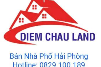 Bán đất lô góc mặt đường Lê Hồng Phong, gần ủy ban quận Hải An, DTMB 1745m2, LH: 0829.100.189