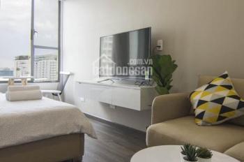 Cho thuê căn hộ officetel River Gate full nội thất giá 9 triệu/tháng LH 0908268880