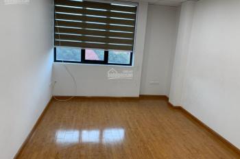 Cho thuê tòa nhà 9 tầng mặt phố Nguyễn Thái Học, Ba Đình. DT 80m2/sàn, giá 7tr/sàn/th