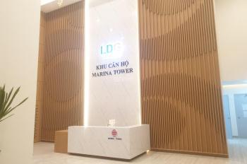 Căn hộ Marina Tower 2PN, 2WC view đẹp, giá tốt. Nhận ký gửi mua bán LH Đại Phong 0935.885.889