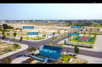 Cần tiền bán gấp 2 lô đất biệt thự giá chạm đáy ngay trục đường biển Võ Nguyên Giáp, Đà Nẵng
