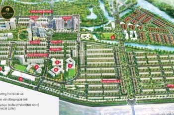 Căn hộ 360 độ xanh - Citi Grand tại KĐT Cát Lái Q2 giá 2.1 tỷ/căn, thanh toán 3 năm, LH 0932693221