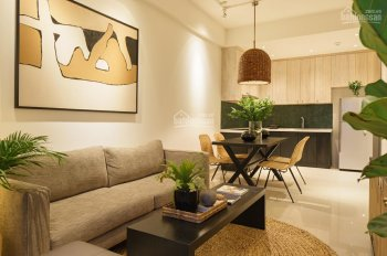 Cho thuê căn hộ 1PN, Saigon Royal, 53m2, đầy đủ nội thất giá 16 triệu/tháng