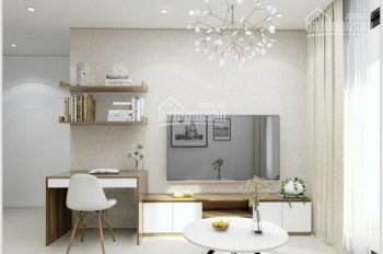 Cần cho thuê căn hộ 2PN, Saigon Royal 68m2 đầy đủ nội thất giá 17 triệu/tháng