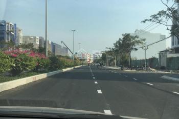 Định cư, bán nhà mặt tiền Phạm Hùng ND DT 120m2 XD hầm, trệt, 2 lầu + sân thượng giá 17 tỷ 5