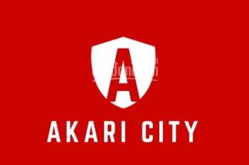 Chính chủ cần bán nhiều căn hộ chung cư Akari giá đợt 1 - chênh lệch thấp, tầng đẹp 6-7-8-9