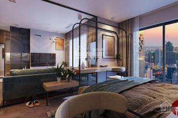 Em có căn studio muốn cho thuê tại Vinhomes Trần Duy Hưng, ban công Đông Nam, view hồ, đã full đồ