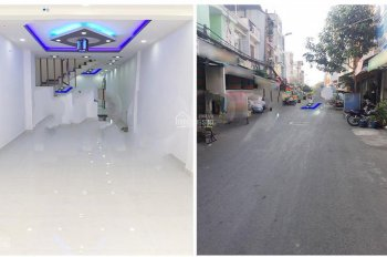 Cho thuê nhà MTKD Đô Đốc Lộc, P. Tân Qúy, Q. Tân Phú, 4x20m (80m2), 1 trệt 1 lầu. Gía 12tr/tháng