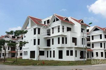 Bán nhà biệt thự quận Bắc Từ Liêm khu đô thị TP Giao Lưu
