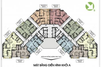 Chính chủ bán 02 căn chung cư N04 Hoàng Đạo Thúy DT 89,6m2 và 94m2. Giá rẻ CC: 0983 262 899