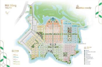 Đất nền sổ đỏ trong sân golf, LK sân bay quốc tế Long Thành, 3 mặt giáp sông, giá chỉ 1.3 tỷ/nền