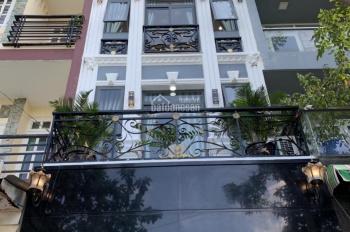 Bán nhà đường 7A Thành Thái Q10 - thông Tô Hiến Thành, DT~120m2, 5 tầng, 17 phòng CHDV. Giá 17.5 tỷ
