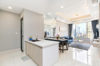 Cho thuê căn hộ River Gate Bến Vân Đồn, Quận 4 2 phòng ngủ full nội thất giá 20tr/th. LH 0908268880