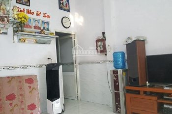 Cho thuê nhà hẻm 10m Tân Phú 4x20 - 8.5tr