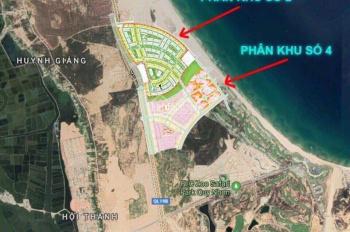 Chính chủ cần bán lô đất Nhơn Hội 2 New City, liên hệ 0978827554