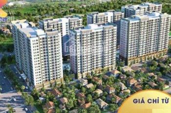Bán dự án căn hộ làng đại học Hưng Thịnh tại Dĩ An Bình Dương, giá 1.2 tỷ/căn