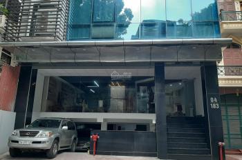 Cho thuê mặt bằng tại 183 Hoàng Văn Thái, tầng 3, diện tích toàn bộ tầng 160m2