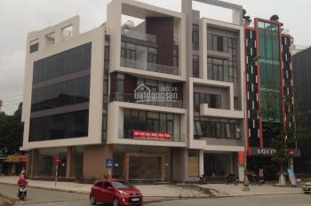 Chính chủ cho thuê nhà 4,5 tầng nổi + 1 tầng hầm tại vòng xuyến ngã 6 Lào Cai Giá ưu đãi 0914683551