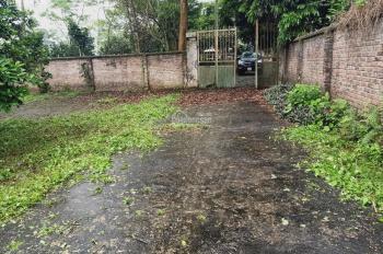 Cần bán gấp lô đất 9050m2 đã có khuôn viên nhà vườn, tường bao xung quanh giá hạt rẻ tại Lương Sơn