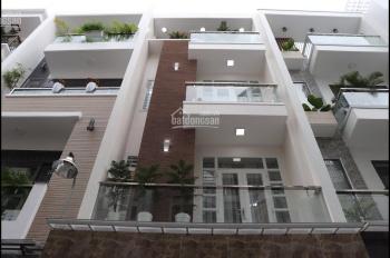 Nhà mới 3 lầu Nguyễn Văn Vĩnh - Khu sân bay. DT: 270m2 (giá 22tr TL)