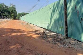 Bán xả giá sập sàn 15x77m, gần trường tiểu học Hòa Lộc. Giá thương lượng