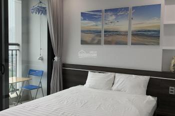 Cho thuê căn hộ tại Studio Green Bay 1PN. Full đồ, giá 8 triệu/tháng, LH: 0399349813
