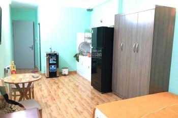 Cho thuê chung cư mini đủ đồ có TM, giá 5tr/th ngõ 120 Yên Lãng, gần Thái Hà, Q. Đống Đa, HN