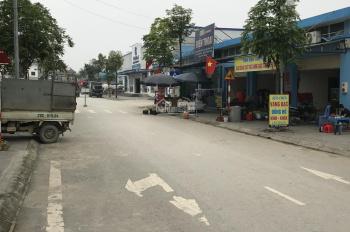 Bán lô góc phố chợ Lương Sơn vị trí kinh doanh tốt DT 97m2