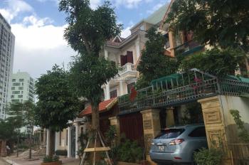 Bán biệt thự mặt đường Nguyễn Duy Trinh, vị trí đẹp nhất bán đảo Linh Đàm. Mặt đường đôi rộng 50m