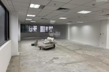 Cần cho thuê gấp sàn văn phòng mặt đường Nguyễn Ngọc Vũ. Diện tích: 230m2, giá 55tr/tháng