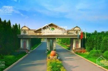 Đất nền trong sân golf Long Thành, Biên Hòa New City, giá 10 tr/m2, sổ đỏ trao tay, LH: 0933223146