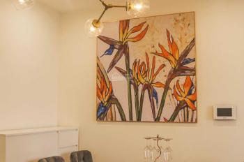 Siêu rẻ cho thuê căn hộ tại golden palm 2 phòng ngủ full nội thất giá chỉ 11tr lh ngay 0961016832