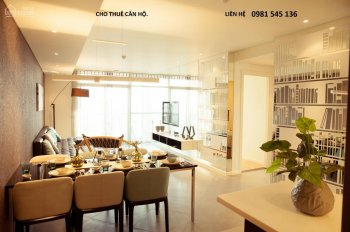 Cho thuê CHCC số 6 Đội Nhân, Ba Đình, 76m2, 2PN, nội thất rất đẹp, đủ, 9 tr/th. Lh: 0981 545 136