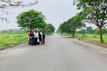 Sở hữu ngay lô liền kề, đối diện công viên cây xanh 2ha, đường trước đất rộng 21m. LH: 094 151 8822