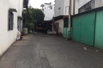 Cho thuê nhà HXH góc 2 MT 58/9 Lương Thế Vinh, Q. Tân Phú - Diện tích: 24m x 25m