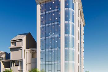 Chính chủ cần bán nhà 9 tầng mặt phố Phạm Tuấn Tài, 145m2 x 9 tầng, giá = 61 tỷ