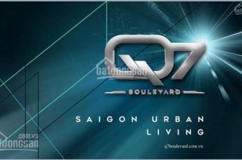 Bán căn hộ Q7 Boulevard mặt tiền đường Nguyễn Lương Bằng trung tâm Quận 7. LH 0902537816
