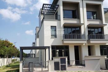 Bán nhà phố 1 trệt 2 lầu, 123m2, 2.550 tỷ rẻ nhất SwanPark, nhận nhà cho thuê ngay 15tr/tháng