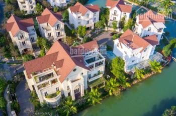 Bán biệt thự Hoa Sữa 5 - 11, view 2 ngã 3 sông thoáng 366m2, thô, 24 tỷ, nội khu trung tâm Vinhomes