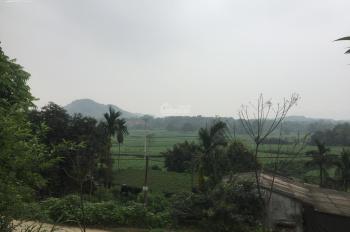 Cần bán nhanh lô đất 3200m2 đã có khuôn viên nhà vườn chưa hoàn thiện tại Vân Hòa, Ba Vì, HN