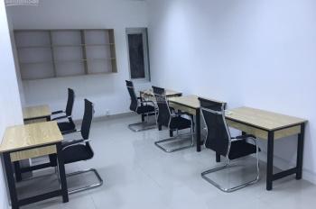 Giảm 60% thuê VP mới, đẹp có bàn ghế cho 08 - 10 người