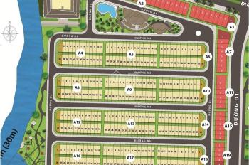 Bán gấp đất KDC Nhơn Đức VPH, gần kênh công viên, DT 5x19m, giá rẻ 2,350 tỷ. LH 0937819299 Hương