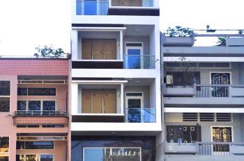Cho thuê gấp nhà mặt tiền HXH đường NTMK Quận 1, DT 4.5x20m 4 tầng chỉ 40 triệu