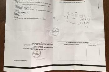 Bán đất Tái Định Cư Phú Mỹ đường D12, P. Phú Tân. DT: 5x30 TC 100%, giá chỉ 17tr/m2