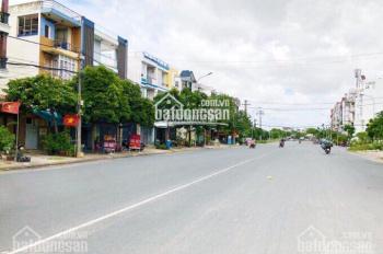 Cần cho thuê nhà mặt tiền trệt 3 lầu 4m x20m, khu dự án An Sương, P Tân Hưng Thuận, Q12 đường 30m