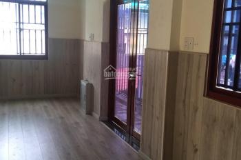 Cho thuê nhà đẹp, DT (8m x 10m) đường Dương Bá Trạc, quận 8