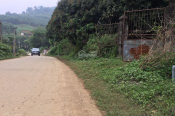 Cần bán 3200m2 đất sẵn khuôn viên và một nhà sàn đẹp tại xã Vân Hòa, Ba Bì, Hà Nội