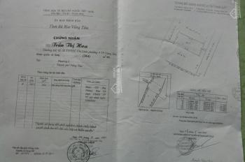 Cần bán đất hẻm ô tô đường nội bộ Xô Viết Nghệ Tĩnh, hướng Đông Nam, P.Thắng Tam, Tp Vũng Tàu