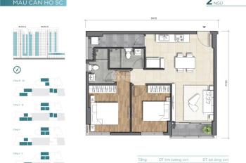 Bán căn hộ Quận 2, đầu đường cao tốc, nơi an cư cho gia đình trẻ, nhận nhà quý 4.2021. 0947896809